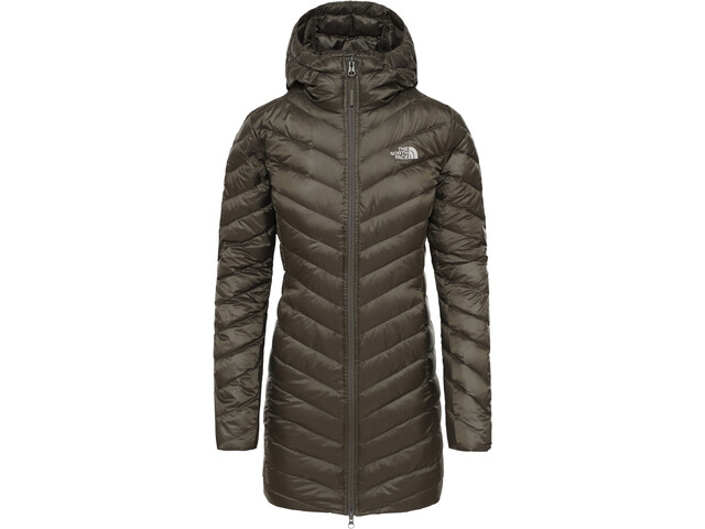 The North Face Trevail Parka Femme, new taupe green
